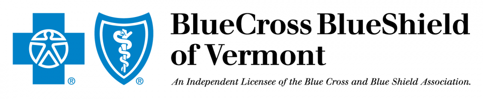 Blue Cross and Blue Shield of Vermont Logo