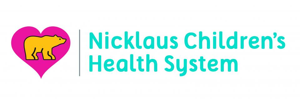 Nicklaus Childrens Health System Logo