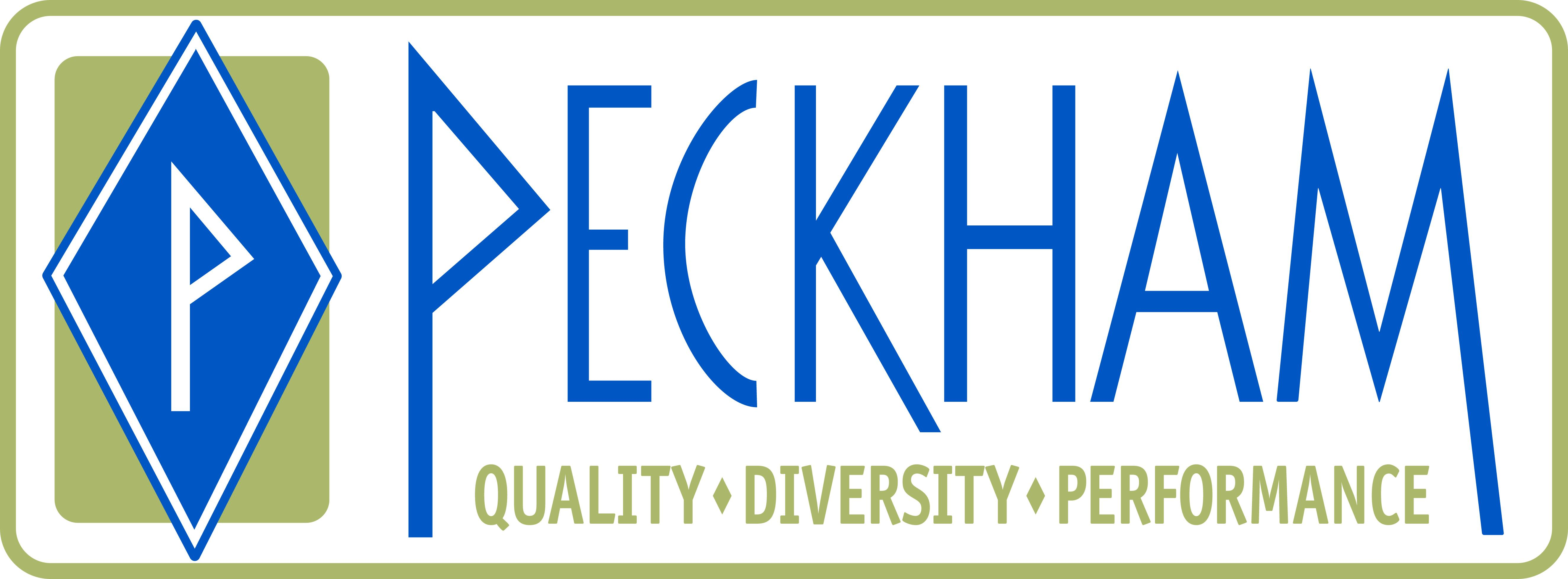 Peckham Inc. Logo