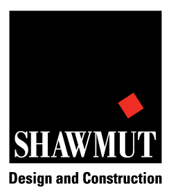 Shawmut Design and Construction Logo