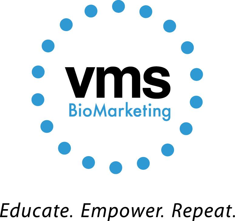 VMS BioMarketing Logo