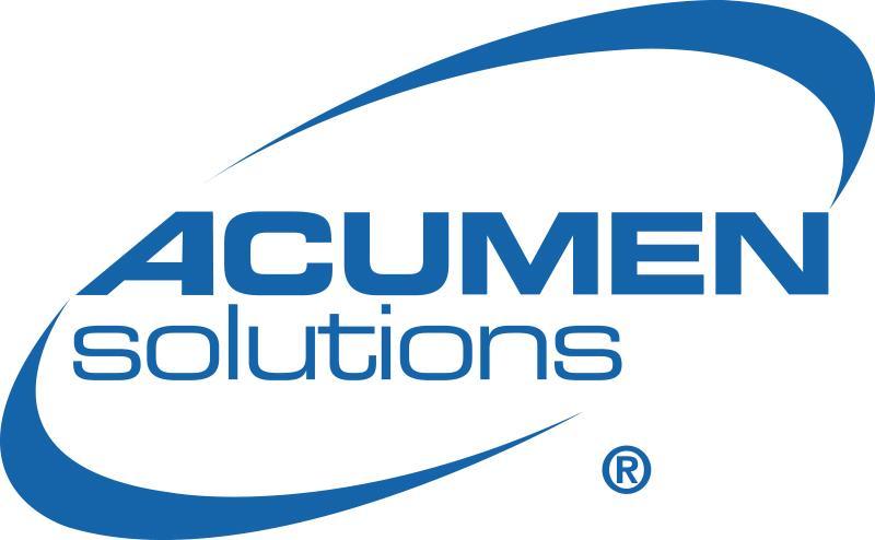 Acumen Solutions,Inc.