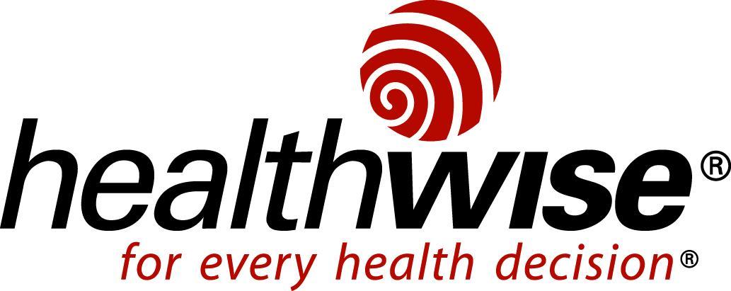 Healthwise, Incorporated Logo