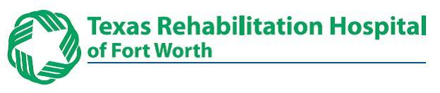 Texas Rehabilitation Hospital of Fort Worth Logo