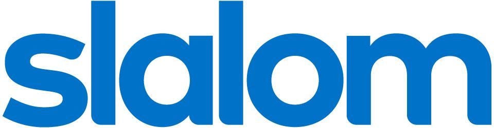 Slalom, LLC. Logo