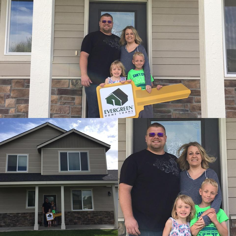 #ShowYourKeys - Our favorite moment is when a customer gets the keys to their new home. To help them celebrate one of the biggest moments in life, we ask all of our customers to #ShowYourKeys and then share those photos on social media. We then share them with the world