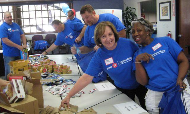 Employee Giving Volunteer Day - Phoenix AZ