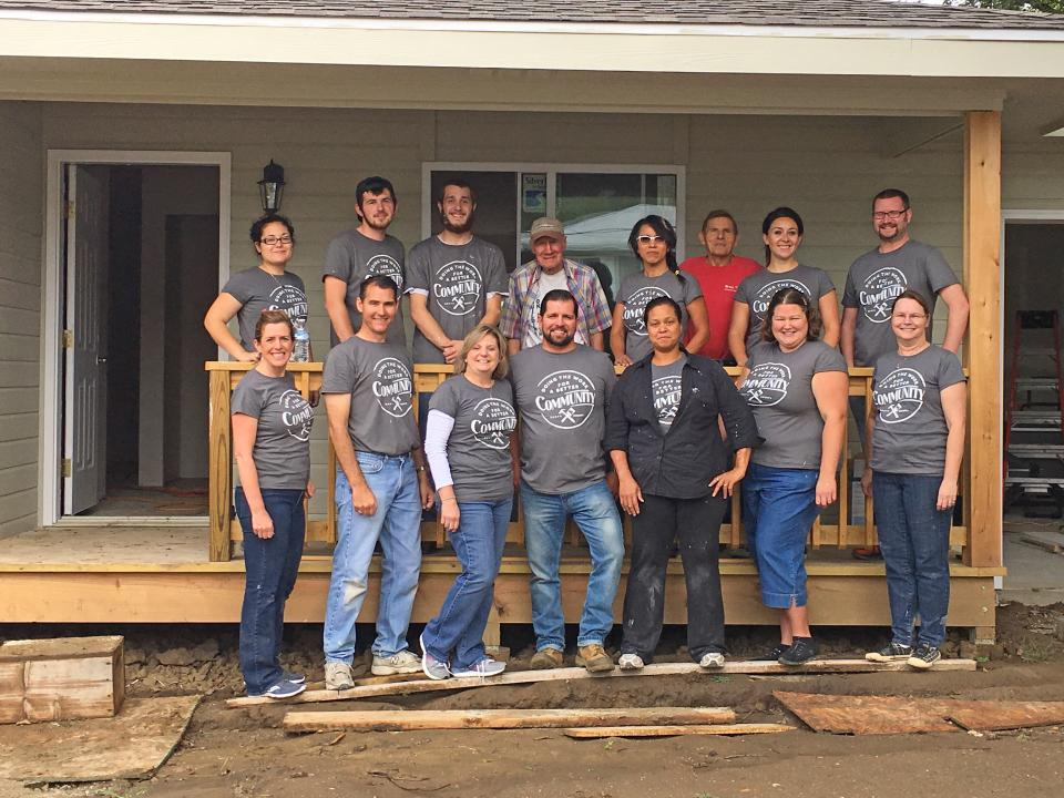 Hfh Habitat For Humanity Rndc Volunteer Group