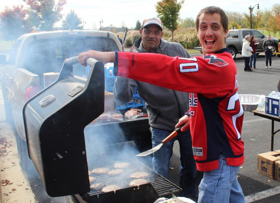 Tailgate For Charity