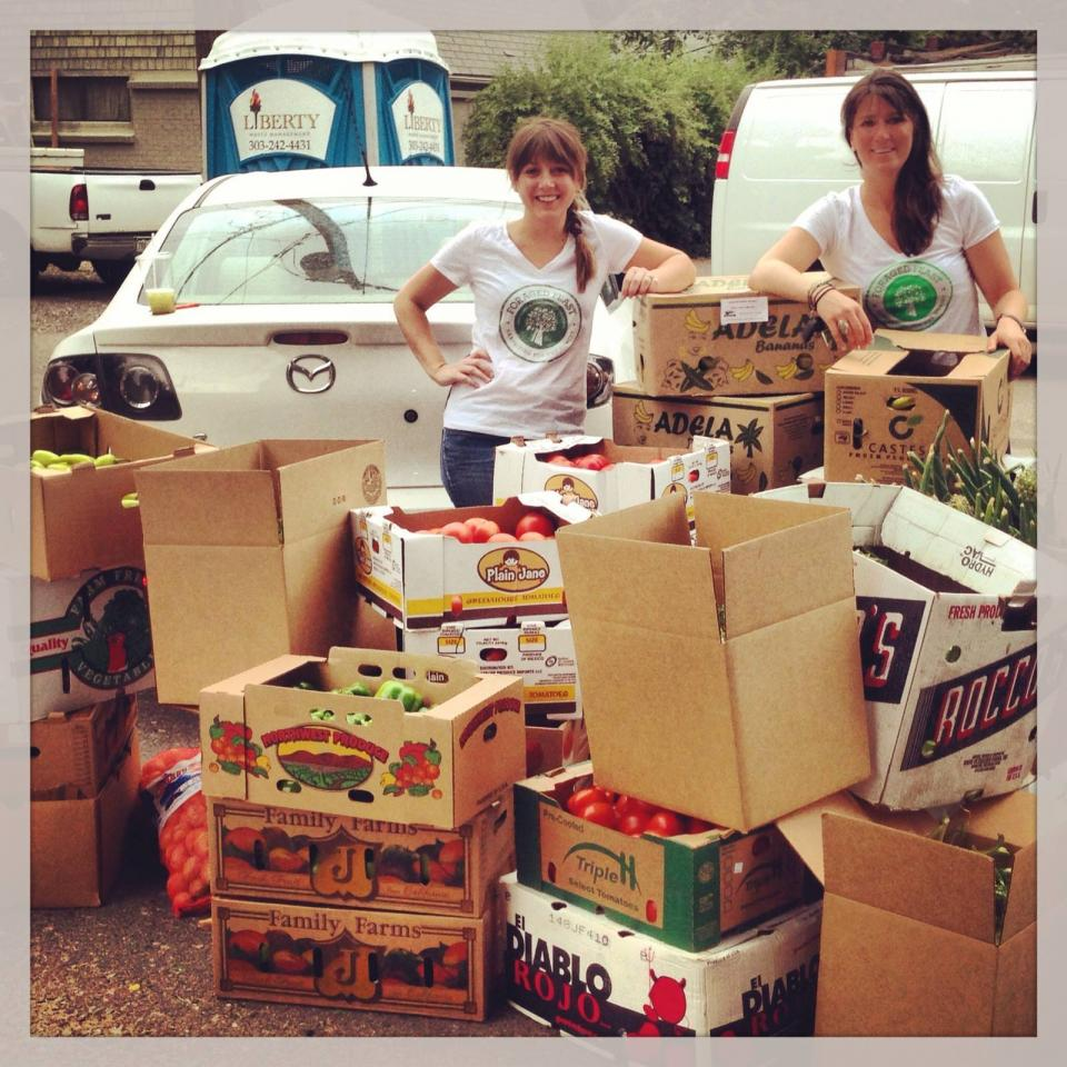 CSG recently purchased a van for Foraged Feast, a local nonprofit that one of our team members is involved in leading. The organization works to collect food for shelters and other nonprofits that support the underserved.