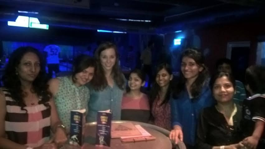 Girls' night in Mumbai