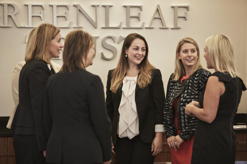 Greenleaf Trust team members