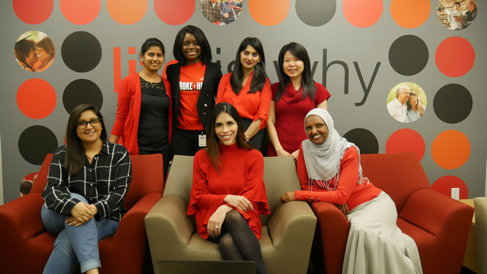 American Heart Association Employee Photo