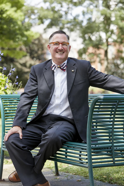 Michael F. Odar, Greenleaf Trust President