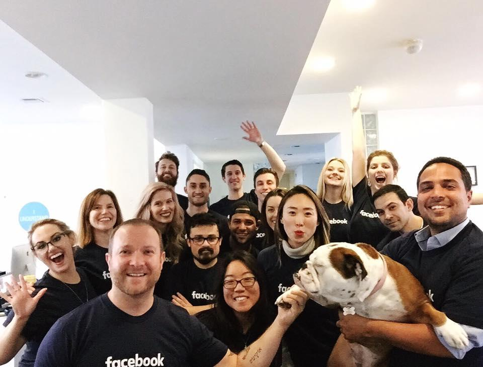 Celebrating our Facebook Partnership!