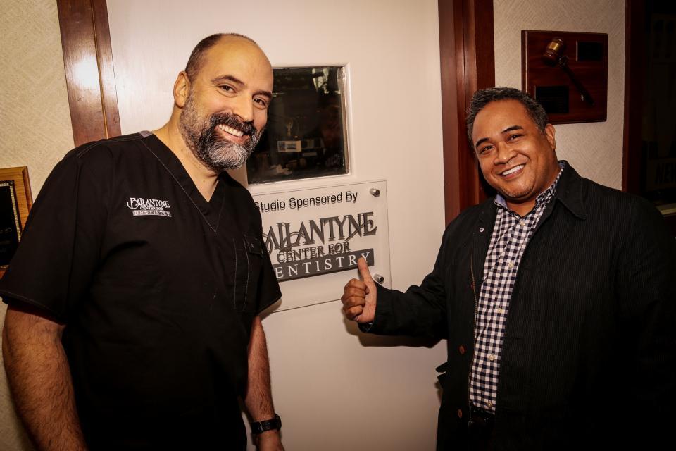 Dr. Yaste and Dr. Joe!