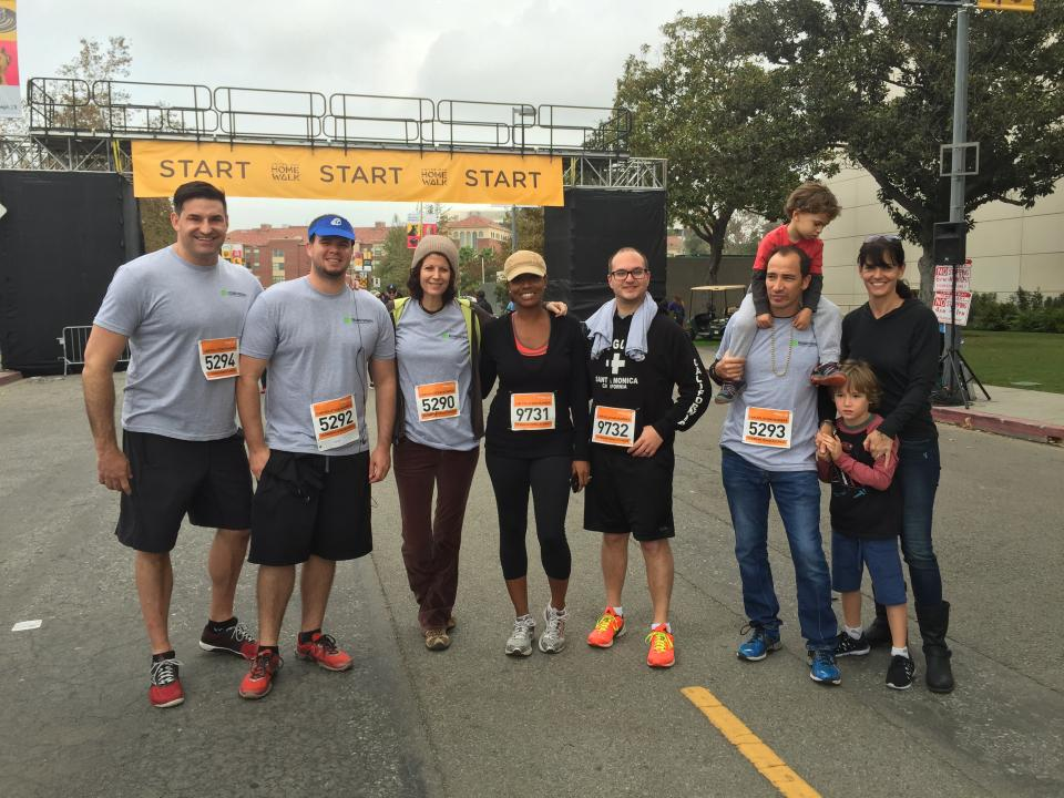 Rosano Partners Participates in the United Way Home Walk