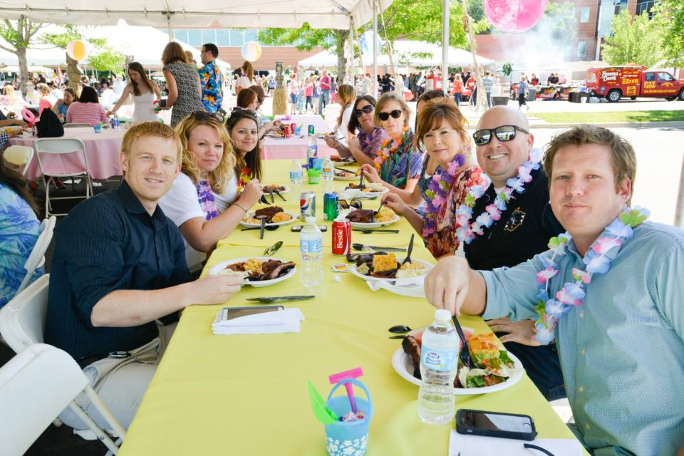 Our Denver office hosts an annual employee appreciation event for the whole family to enjoy.