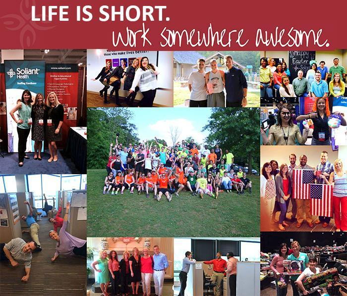 Life is short, work someplace awesome.