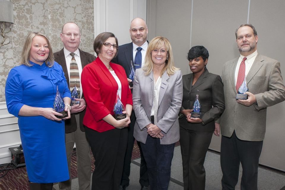 2016 President's Circle Awardees