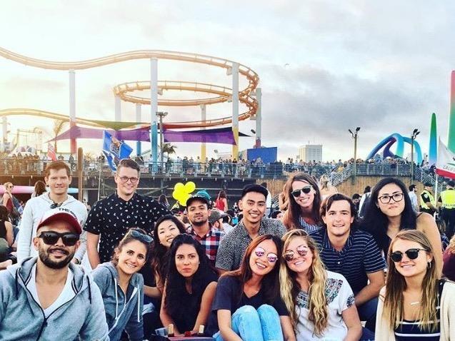 KargoLA Celebrates Summer on the Pier