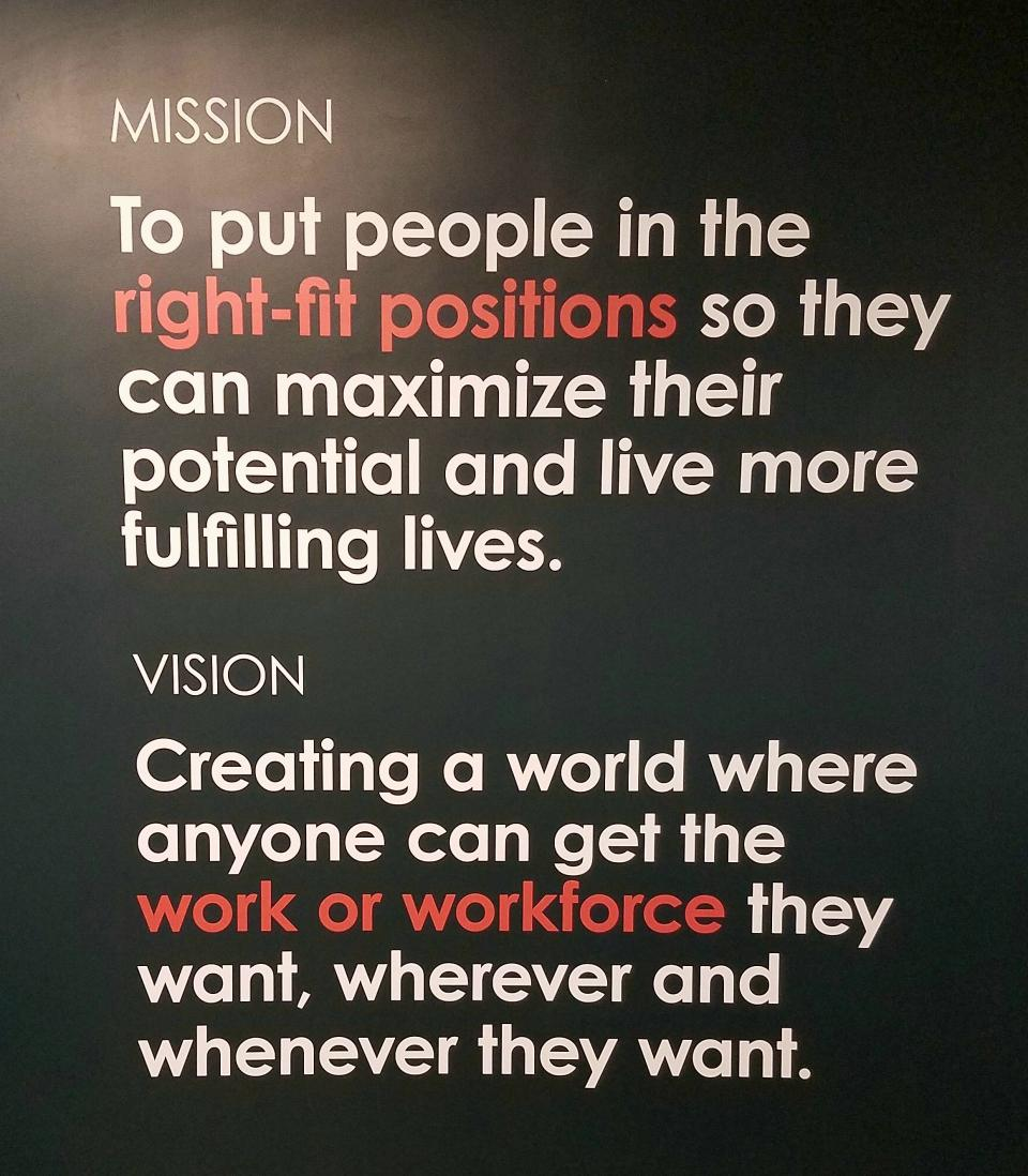 Mission & Vision Statement