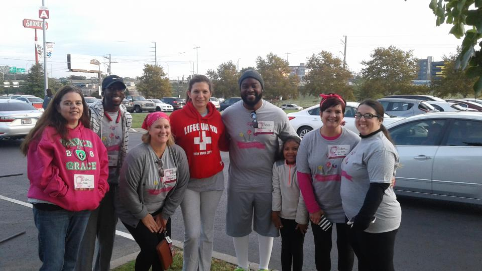 2017 Making Strides Against Breast Cancer Walk