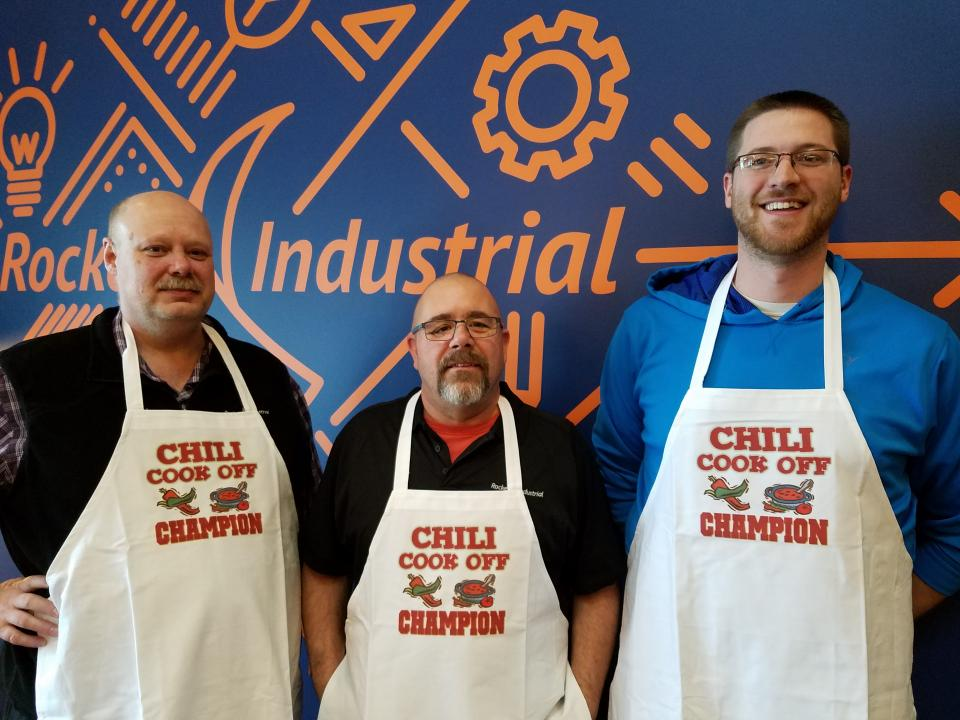 Chili Cook Off Competition