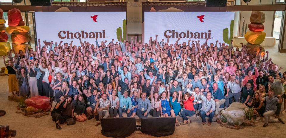 Chobani Photo