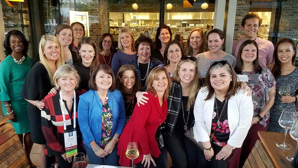 Female Leaders Attend Commercial Real Estate Women (CREW) Convention