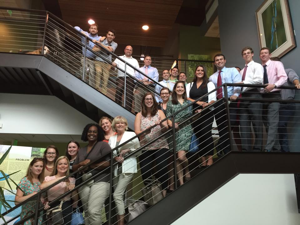 Northern Virginia's Next Gen Management Services team
