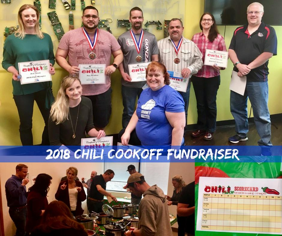 2W Chili Cookoff