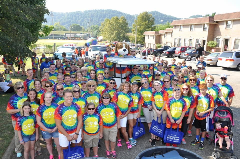SOMC Supports River Days Parade