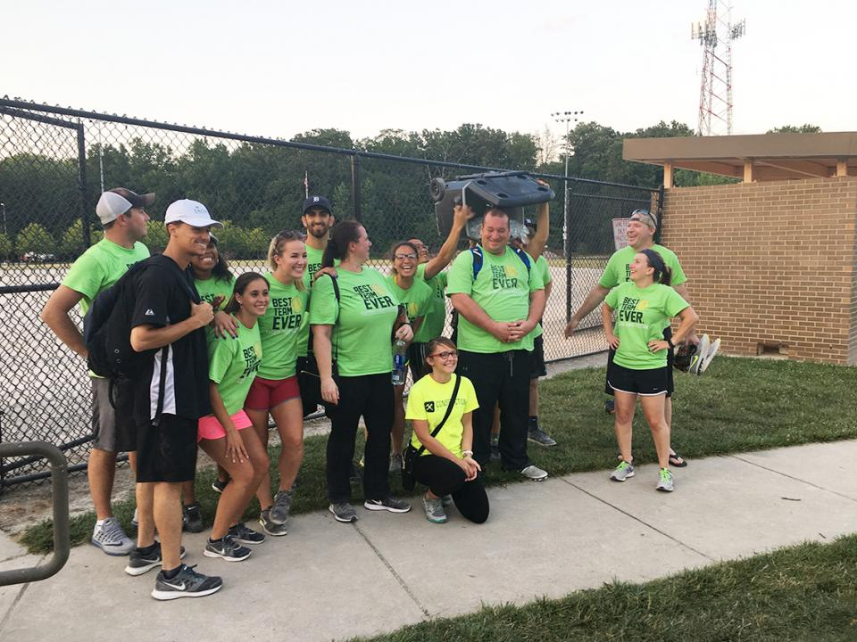 Sachse softball team