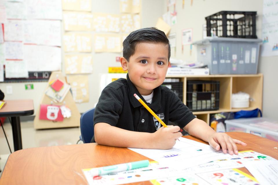 Uplift educates scholars from Pre-K through 12th grade.