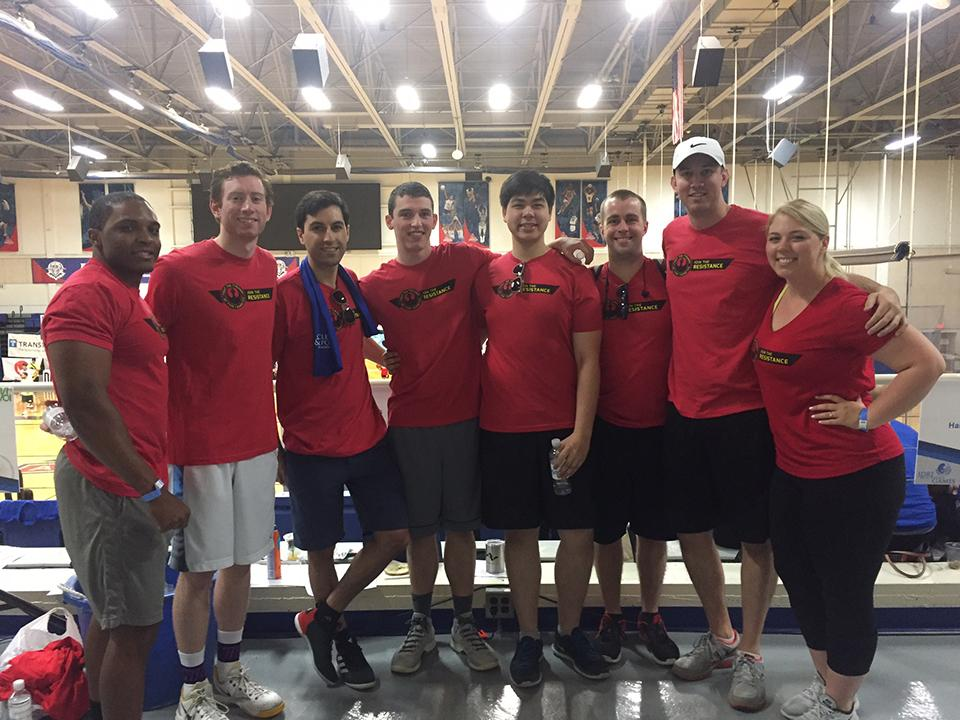 Mid-Atlantic Team Members Compete in the JDRF Real Estate Games