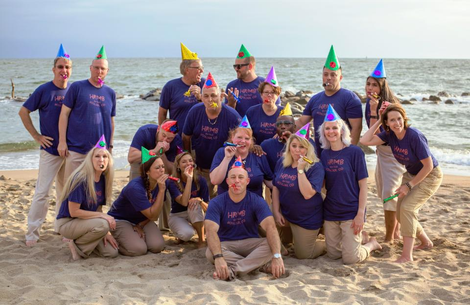 Celebrating 15 years of excellence with our toes in the sand