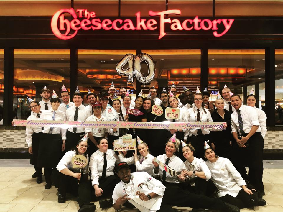 The Cheesecake Factory Incorporated Employee Photo