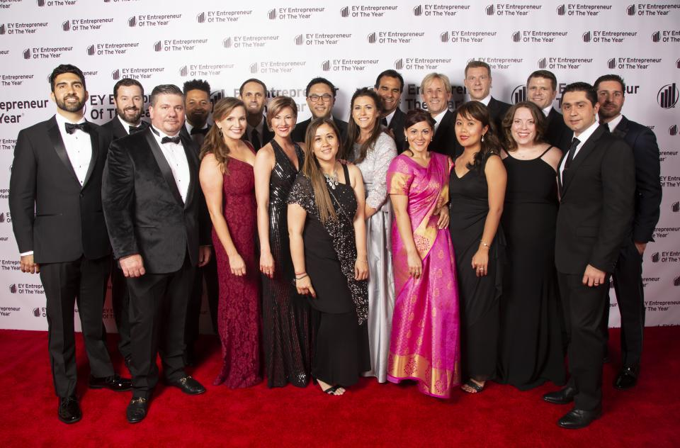EY Entrepreneur of the Year 2018 Awards Gala