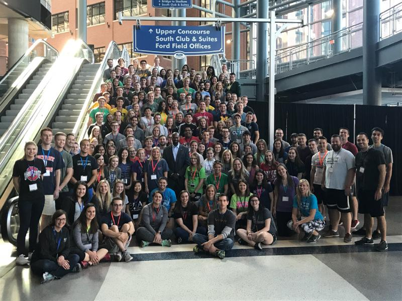 During our 3-day Challenge recruiting event, more than 100 students experienced Plante Moran's culture and showed us why they're the best and the brightest.