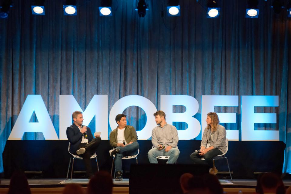 Amobee and Airbnb Present Award Winning Campaign on Summit Panel