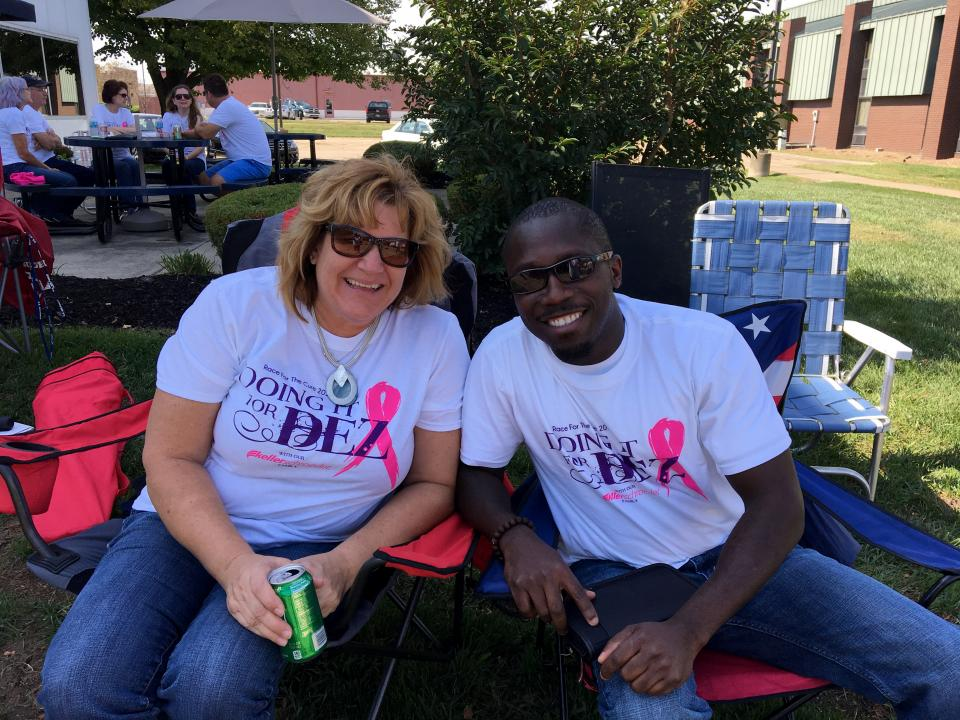 United Way Picnic - Doing it for Dez