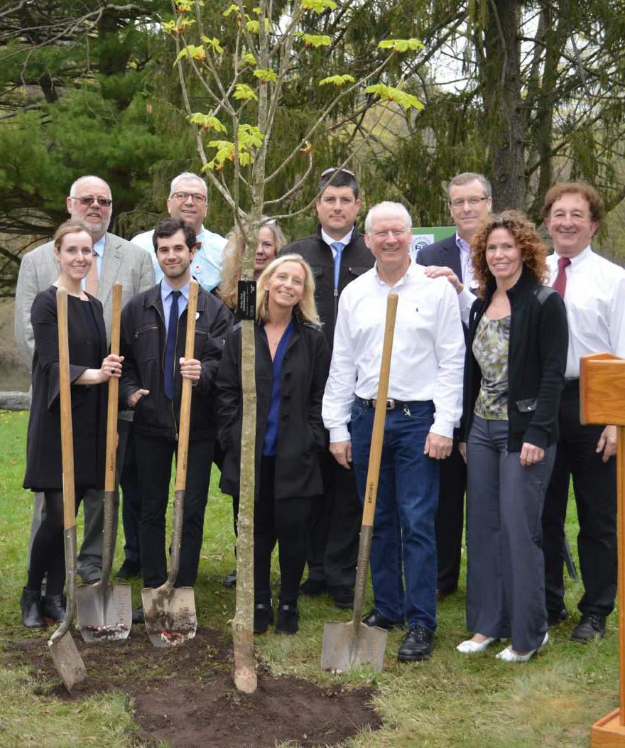 Arbor Day Tree Planting
