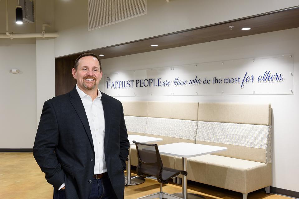 Asbury CEO Doug Leidig embraces a philosophy that