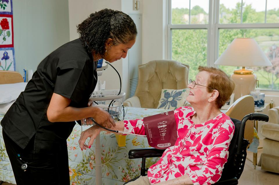 Caring for those we serve is one of the ways in which we fulfill our Mission