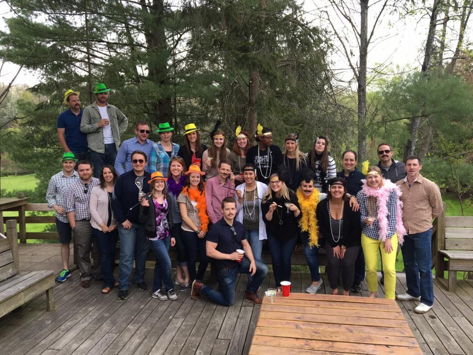 Associate Retreat at Barothy Lodge 2016