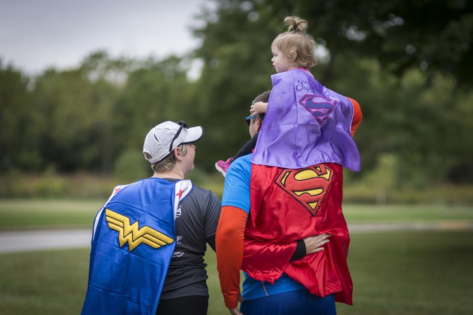 Assurance families enjoy the annual