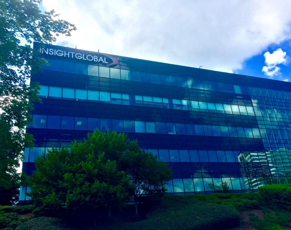 Insight Global Headquarters in Atlanta, GA.