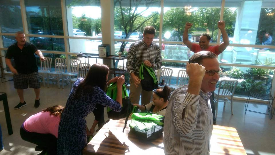 SVM Shares - Life Builders Backpack Contest