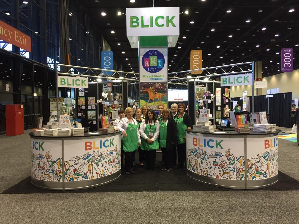 Blick Trade Show